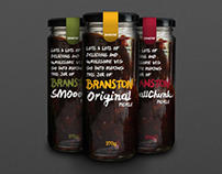 Branston Pickle (Student Work)
