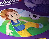 Mondelez Calendar 2014