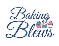 Baking Blews - Illustration and Graphic design