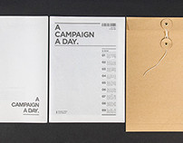 A Campaign A Day (Student Work)
