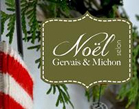 Publicités pour le cabinet Gervais & Michon