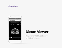 Healfies Dicom Viewer