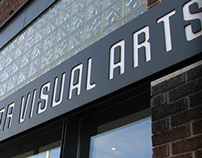 Kent Bellows Studio & Center for Visual Arts Branding