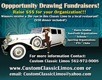 Custom Classic Limo's Ad Project