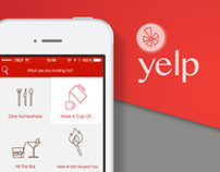 Yelp: Search Flow Concept
