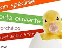Publicités Écomarché.ca