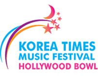 Korean Music Festival Website Redesign