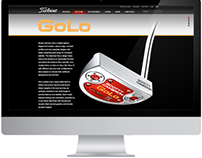 Titleist: Golf Club Product Pages