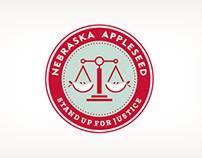 Nebraska Appleseed Branding