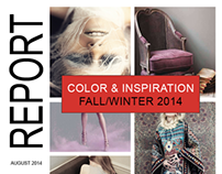 TOBE REPORT: Color and Inspiration