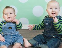 2 Children Photo Shoot