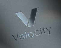 Velocity Logo Design