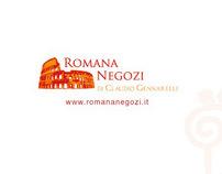 Romana negozi