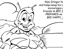 Beehive Credit Union — Coloring Book