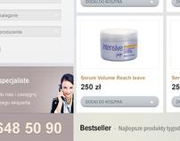 HairLab - Online Shop