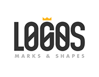 Logos, Marks & Shapes.