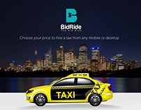 Taxi / Cab App with Bidding Features