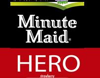 Minute maid Hero