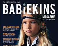 MAGAZINE: Babiekins Issue 3