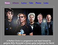 A Perfect Circle fan website