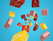 Stop Motion Starbursts