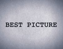Oscars - Best Picture Montage