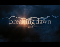 Twilight: Breaking Dawn Pt.1