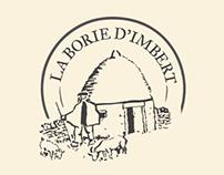 La Borie d'Imbert : nouvelle charte graphique