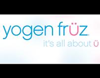 Marca para  Yogen Fruz