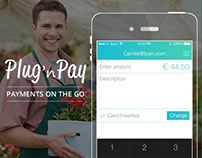 Plug'nPay - Receive credit card payments on the go
