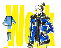 2014 a/w illustrations
