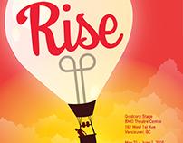 Rise: Grad Show Proposal