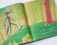 """Livre pour enfants """"Collection Le Loup"""""""