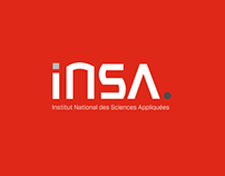 INSA - Graphic identity