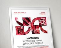 Gelenek, Mimari ve Kimlik :: Poster