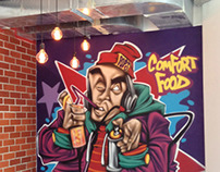 POPSEATERY GRAFFITI CAFE
