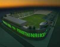 Panathinaikos FC New Leoforos Stadium