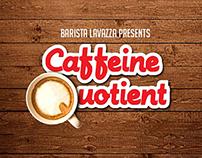 BARISTA LAVAZZA, Caffeine Quotient-2013