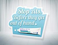 Benzac : Stop Zits