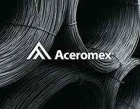 Aceromex Website Redesign