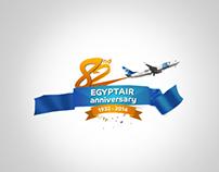 "EGYPTAIR anniversary ""82"""