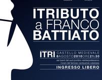 ITRIBUTO 2010 - Franco Battiato