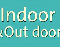 outdoor & indoor