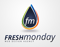 [Logo Design] FreshMonday