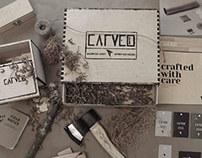 Carved American Craft | Brand Identity