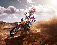 Thomas Wolf Motorcross