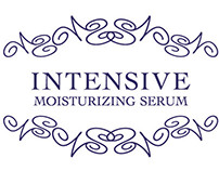 Intensively moisturizing face cream-serum