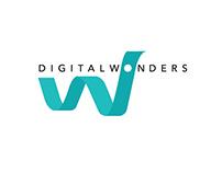 Digital Wonders - Branding and Identity
