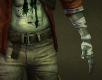inFAMOUS 2 - Characters
