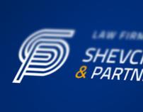 Shevchuk & Partners Identity